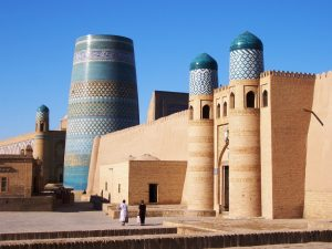Minaret Kalta Minor - Khiva