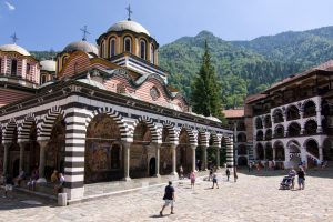Rila_Monastery,_August
