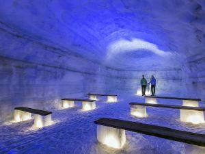 tunnel de glace 1
