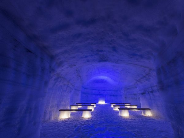 tunnel de glace 2