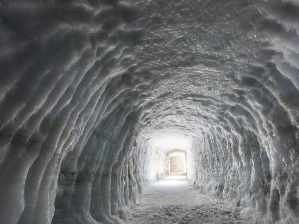 tunnel de glace 3
