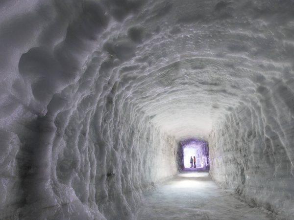 tunnel de glace 4
