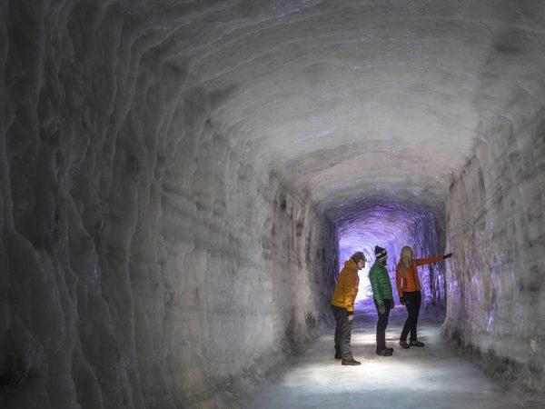 tunnel de glace 5