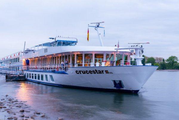 Croisière au fil du Rhin et du Danube
