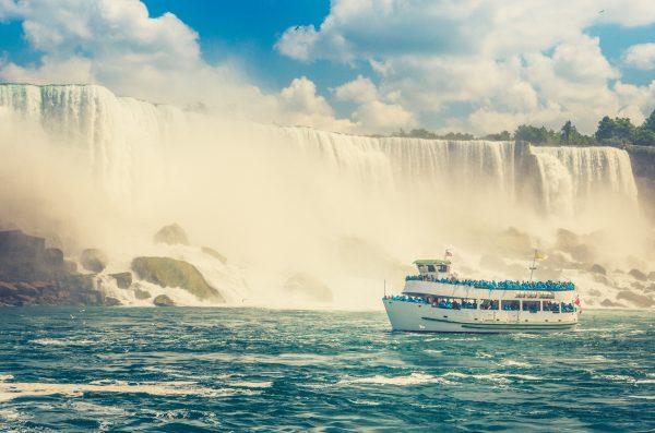 Chicago / Les chutes du Niagara