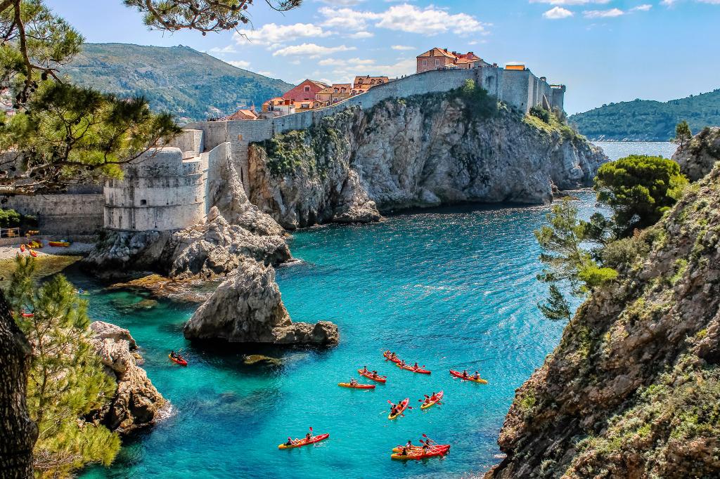 Dubrovnik-West-Harbor-Croatia