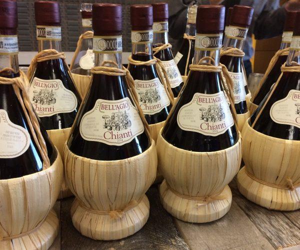 Vin rouge de Chianti