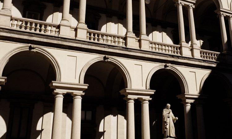 Italy Pinacoteca Di Brera Milan
