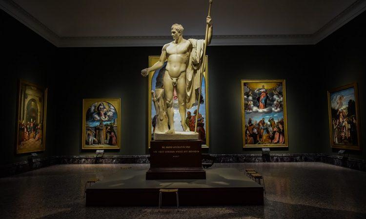 Paintings Art Sculpture Pinacoteca Di Brera