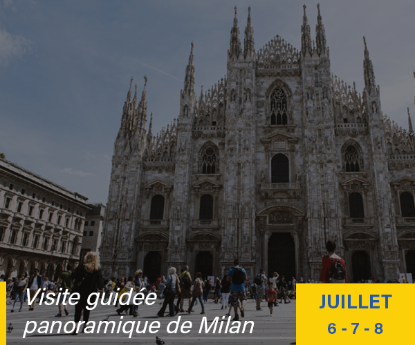 Visite guidee de Milan